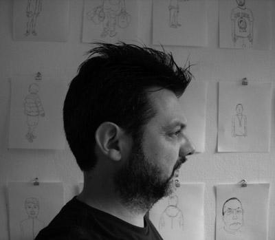 Gilles Rochier portrait